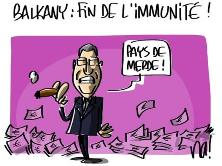 Zlatan Balkany | Baie d'humour | Scoop.it