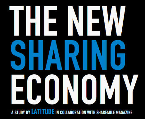 :: The New Sharing Economy :: | Information Economy | Scoop.it