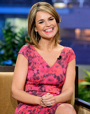 Savannah Guthrie Lost Her Engagement Ring, Found It in the Trash - Us Magazine | Weddings | Scoop.it