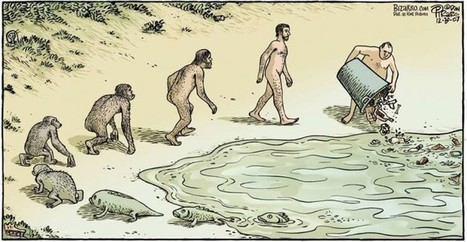 15 Funny Cartoons To Prove Evolution Has A Twisted Sense Of Humor | STEM | Scoop.it