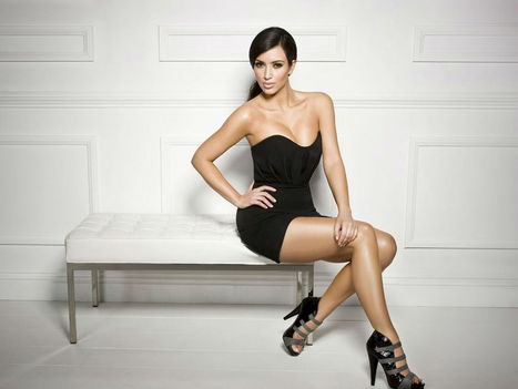 #KimKardashian Wallpaers | CHICS & FASHION | Scoop.it