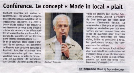 "Le concept ""Made in local"" plaît 