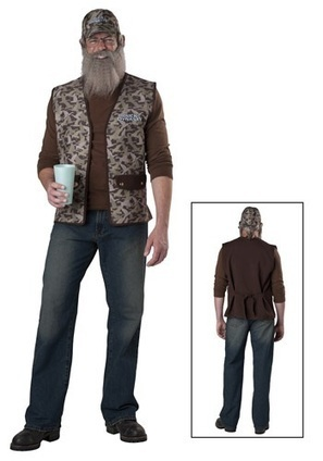 Si Robertson Duck Dynasty Halloween Costume | Best Halloween Ideas