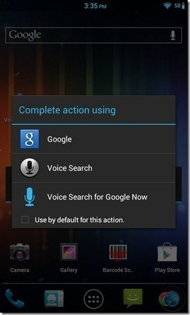 Get Voice Enabled Google Now On Any Android Device Running ICS | Time to Learn | Scoop.it