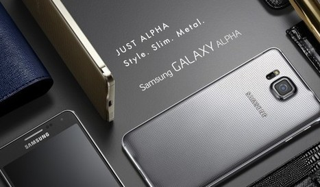 Samsung Galaxy Alpha - Specifications and Price in Nigeria | Rendezvous | Rendezvous - Nigeria's No1 Technology News Hub | Scoop.it