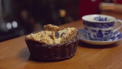 Galletas de avena y pasas | Panadería - Pastelería - Cocina | Scoop.it