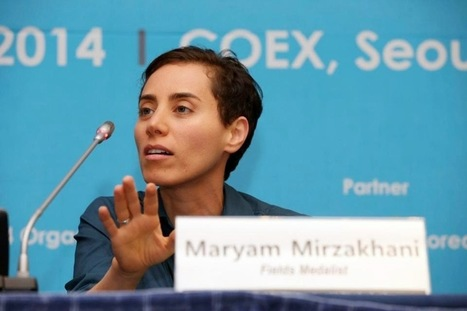 News for Mathematics: Maryam Mirzakhani's Fields Medal: A long-overdue first in mathematics | DipsAcademy.com | Scoop.it