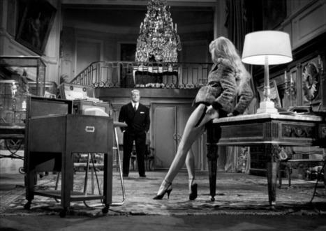 04. Le avventure di una escort quasi per bene – l'uomo con la pipa e l'agenda del businessman   Racconti Erotici   Scoop.it