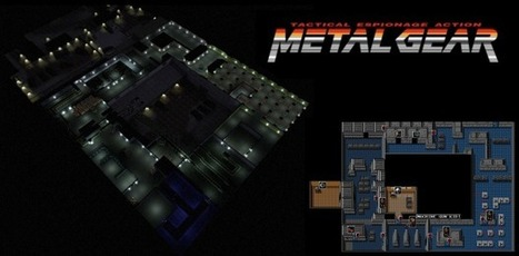 The prospect of a Metal Gear fan remake goes great with the timeline ~ Konami Games News and Information Blog | Konami Games News and Information Blog | Scoop.it