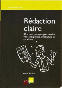 40 bonnes pratiques de rédaction claire (livre) - 60questions | L'écriture web | Scoop.it