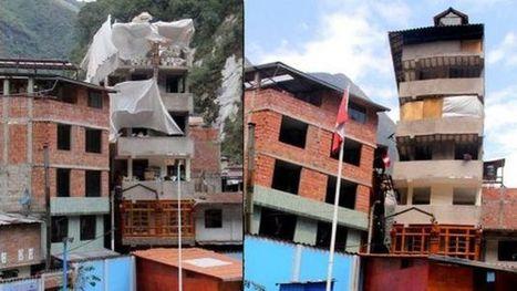 DEMOLIERON edificio de 7 pisos en Machu Picchu dado que rompe con parámetros urbanos | MAZAMORRA en morada | Scoop.it