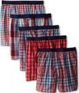 Buy Hanes Men's Classics 5-Pack Fashion Plaids Boxer - Colors May Vary, Assorted Plaid, X-Large Reviews   Comfy Underwear for Men   Scoop.it
