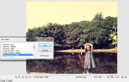 (Tutorial) Digitally Aging Photographs with the use ofPhotoscape | Eeh by Gum | Scoop.it