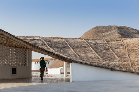 [Sinthian, Senegal] Toshiko Mori: Thread, a new cultural centre | The Architecture of the City | Scoop.it