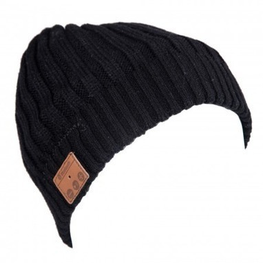 Vibejam strip ribbed Bluetooth music beanie hat   Vibejam wireless and portable sound solutions   Scoop.it