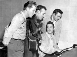 Rockabilly Giants Formed the Million Dollar Quartet | All About Vintage | Scoop.it