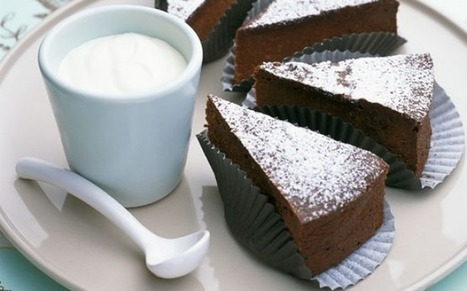 Craving for Chocolate Cake? This one is Gluten-free! | Muscadinex Longevity | Scoop.it