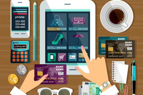 M-commerce : en 2016, 1 achat en ligne sur 4 se fera sur un smartphone [Infographie] | Digital infographics | Scoop.it