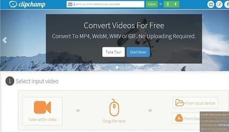 clipchamp, una app para que reduzcas el tamaño de los videos | Herramientas TIC para el aula | Scoop.it