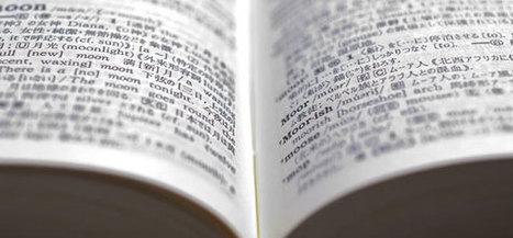 L'avenir du dictionnaire | numérique pédagogique | Scoop.it