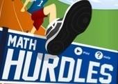 Math Hurdles, titre du jeu en flash et gratuit est Math Hurdles, jouer a ... | Essai | Scoop.it