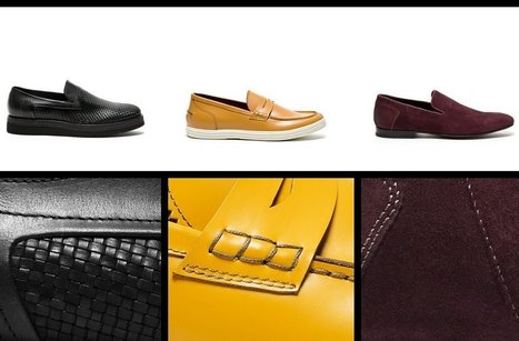 Men's Summer Slip On - Alberto Guardiani shoes | Le Marche & Fashion | Scoop.it