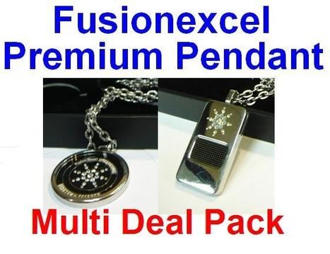 Buy Fusionexcel Premium Quantum Pendant and Get Assured Offer   HCGOODS   Scoop.it