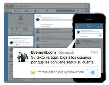 Twitter Ads - Qué son y cómo probarlos con un bono de 50€ gratis | Links sobre Marketing, SEO y Social Media | Scoop.it