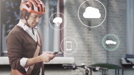 Volvo smart helmet system could help save lives | Innovación cercana | Scoop.it