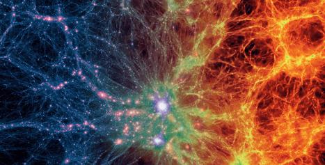 La simulación del universo más detallada que has visto hasta ahora | Aprendiendo a Distancia | Scoop.it