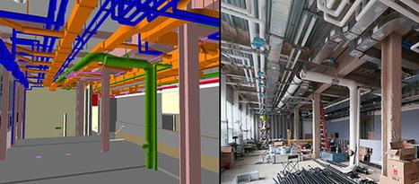 Leveraging BIM In Facility Management | rénovation énergétique | Scoop.it