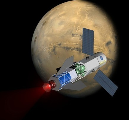 Rocket powered by nuclear fusion could send humans to Mars | VIM | Scoop.it