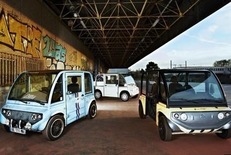 Le transport de demain au CES de Las Vegas - Connexion Transports Territoires - Bus&Car | Mobilités digitales | Scoop.it