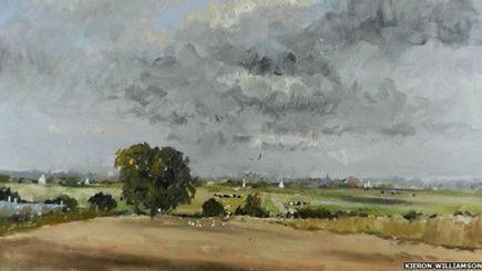 'Mini Monet' won £ 2 million of his work | community | Scoop.it