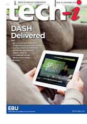 EBU Technology & Innovation - News - DASH & Super Hi-Vision at the Olympics: in the latest tech-i | MPEG-DASH | Scoop.it