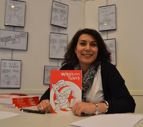 Nadia Khiari,Tunisienne et humoriste vigilante | Tribunes de la presse- Octobre 2013 | Scoop.it