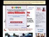 Silver Lotto System : How To Win The Lottery 9 Out Of 10 Times   MY MARKETPLACE   Lotto Black Book   Scoop.it