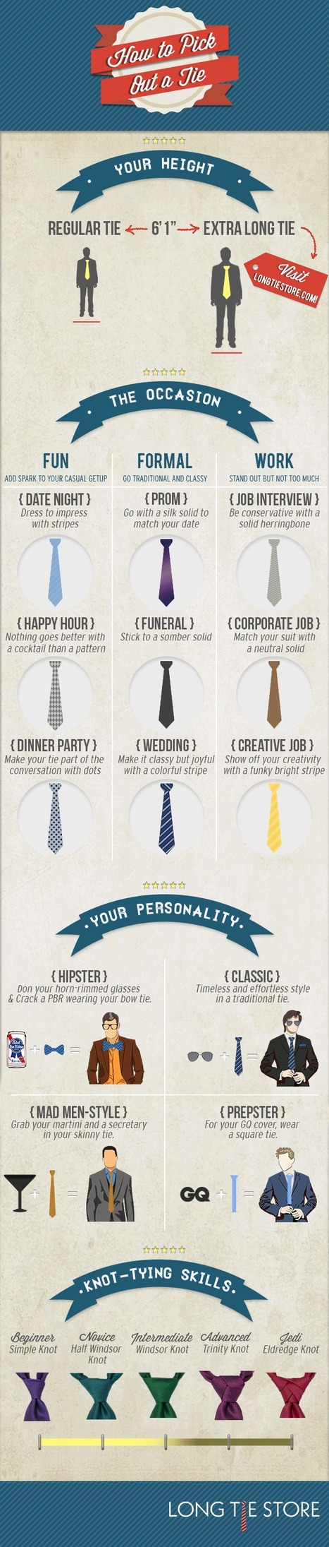 How To Pick Out A Tie | MY B*S* IS BOSS | Scoop.it