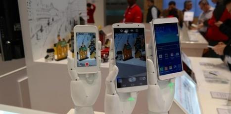 Bracelets, voitures... Le téléphone de demain sera au centre de notre vie digitale | Technologies | Scoop.it