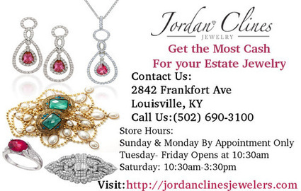 Beautiful Estate and Antique Jewelry in Louisville   Jewelry Appraised & Purchased Louisville   Scoop.it