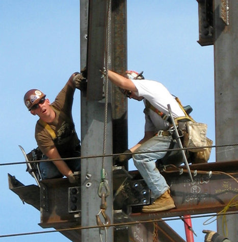 The Construction Worker: A Day in a Life | Safety | Scoop.it