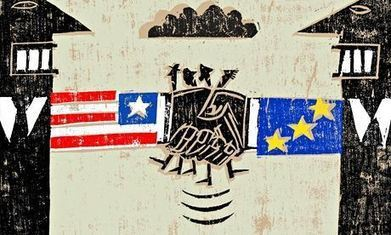 Give and take in the EU-US trade deal? Sure. We give, the corporations take   txwikinger-news   Scoop.it