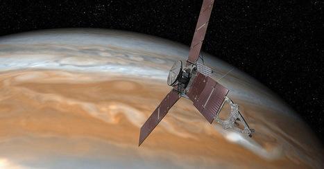 Immagini mozzafiato di Giove in attesa che entri in orbita  la sonda Juno | Planets, Stars, rockets and Space | Scoop.it