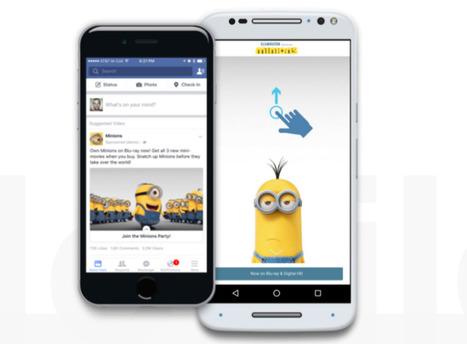 Comment créer une annonce Facebook avec Canevas ? | Animer une communauté Facebook | Scoop.it