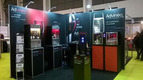 .@Advineo, la #Startup du #vin au verre 100% #MadeinFrance | Vos Clés de la Cave | Scoop.it