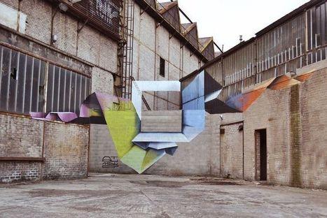 Atou: Anamorphosis | World of Street & Outdoor Arts | Scoop.it