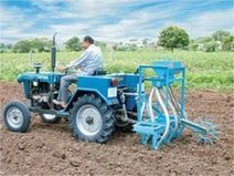 Automatic Seed Drill attached with Mini tractors - Business, Sell & Buy - Rajkot, Gujarat, India - Kugli.com | Precision Farming | Scoop.it