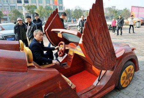 Industrie automobile | Incroyables terriens | Scoop.it