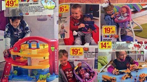 Le catalogue de jouets Système U fait encore débat   éco-féminisme sociale   Scoop.it