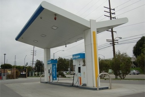 First Northern Calif. Hydro Refueling Station Opens | Cars and Road Safety | Scoop.it